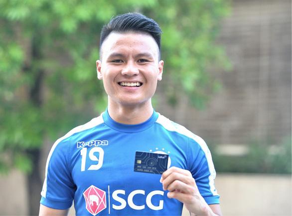 Quang Hải đặt niềm tin vào mạng xã hội của người Việt - Ảnh 2.