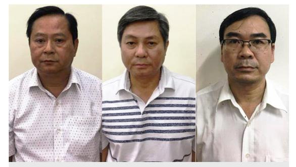 Truy tố nguyên phó chủ tịch TP.HCM Nguyễn Hữu Tín vụ giao đất cho Vũ nhôm - Ảnh 1.