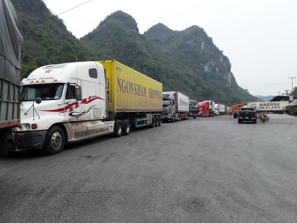 Kiểm soát chặt việc xuất nhập khẩu qua biên giới với Trung Quốc - Ảnh 1.