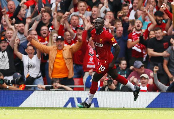 Mane rực sáng, Liverpool duy trì chuỗi trận toàn thắng - Ảnh 2.