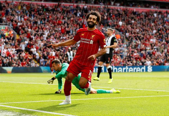 Mane rực sáng, Liverpool duy trì chuỗi trận toàn thắng - Ảnh 4.