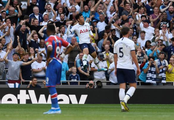 Son Heung-min tỏa sáng với 2 tuyệt phẩm, Tottenham đại thắng - Ảnh 2.