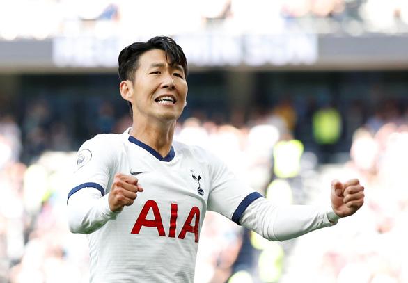 Son Heung-min tỏa sáng với 2 tuyệt phẩm, Tottenham đại thắng - Ảnh 1.