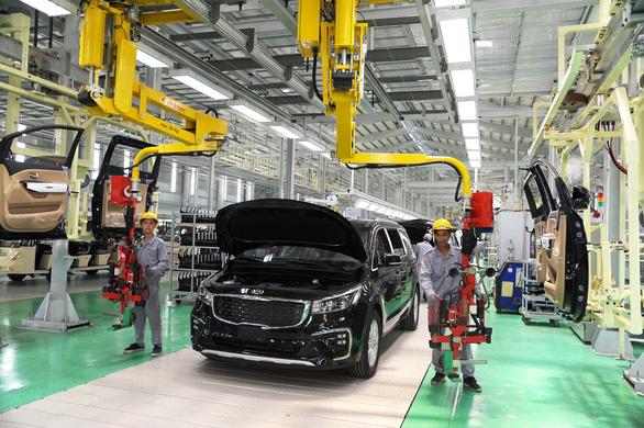 Thaco tung ra thị trường xe du lịch cỡ nhỏ KIA giá từ 399 triệu - Ảnh 8.
