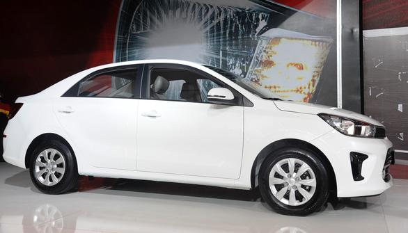 Thaco tung ra thị trường xe du lịch cỡ nhỏ KIA giá từ 399 triệu - Ảnh 1.