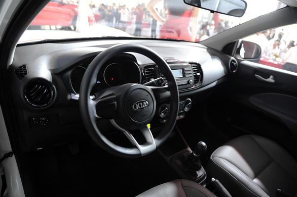 Thaco tung ra thị trường xe du lịch cỡ nhỏ KIA giá từ 399 triệu - Ảnh 5.