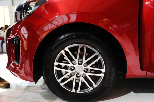 Thaco tung ra thị trường xe du lịch cỡ nhỏ KIA giá từ 399 triệu - Ảnh 6.
