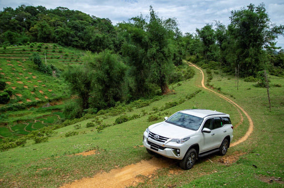 Chọn xe Toyota là chọn sự yên tâm nhưng đầy trải nghiệm - Ảnh 3.