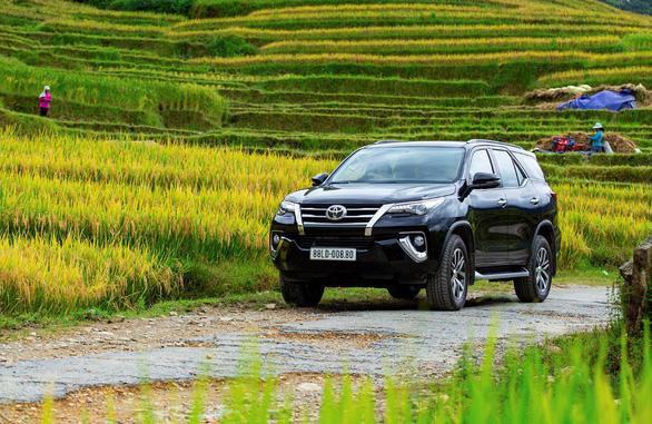Chọn xe Toyota là chọn sự yên tâm nhưng đầy trải nghiệm - Ảnh 6.