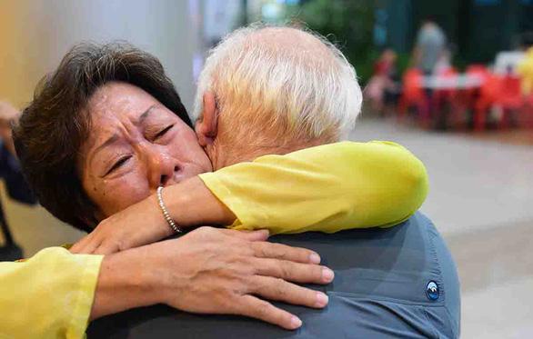 Cuộc hội ngộ sau 50 năm: Gặp nhau rồi cố nhân ơi