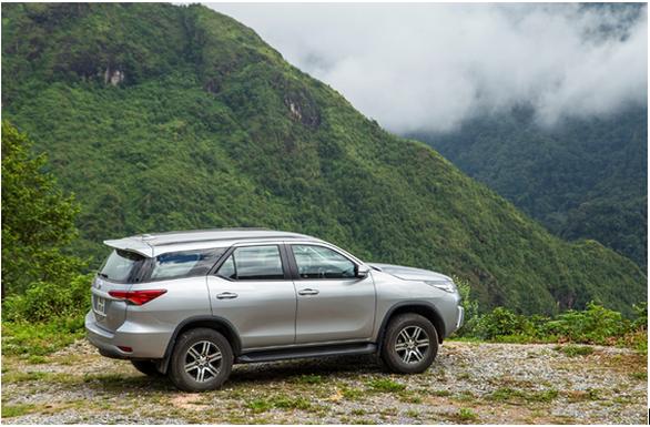 Chọn xe Toyota là chọn sự yên tâm nhưng đầy trải nghiệm - Ảnh 1.