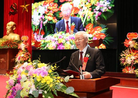 Tổng bí thư, Chủ tịch nước dự lễ kỷ niệm 70 năm Học viện Chính trị quốc gia Hồ Chí Minh - Ảnh 1.