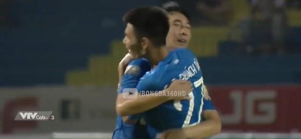 Thua Quảng Ninh, Thanh Hóa vẫn kém HAGL 1 điểm, giậm chân ở vị trí đá play-off - Ảnh 1.