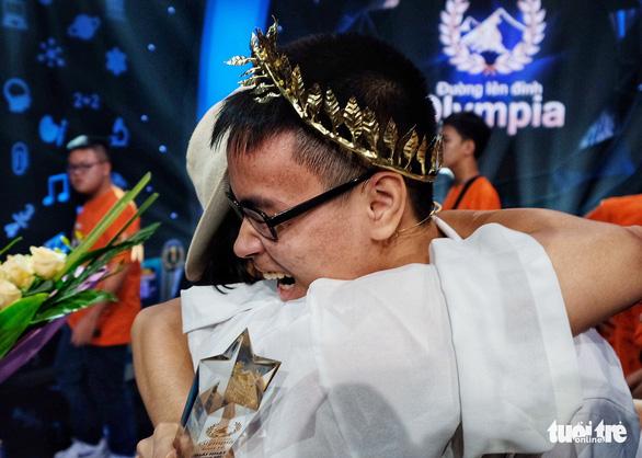 Nhà vô địch Olympia Trần Thế Trung chia sẻ về hành trình rèn não - Ảnh 5.