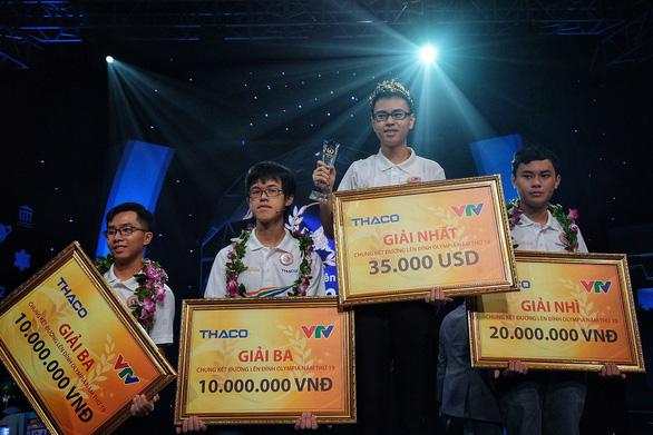 Nhà vô địch Olympia Trần Thế Trung chia sẻ về hành trình rèn não - Ảnh 3.
