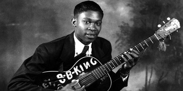 Hôm nay, B.B.King ông hoàng nhạc blues được Google vinh danh - Ảnh 2.