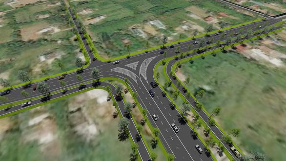 Khởi công dự án đầu tiên của đại dự án đường cao tốc Bắc - Nam phía Đông - Ảnh 4.