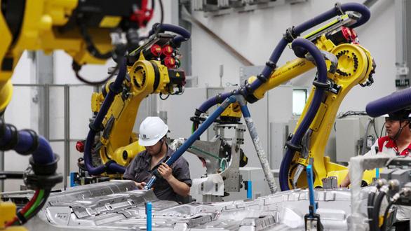Trung Quốc công bố các chỉ số kinh tế, thêm dấu hiệu không ổn - Ảnh 1.