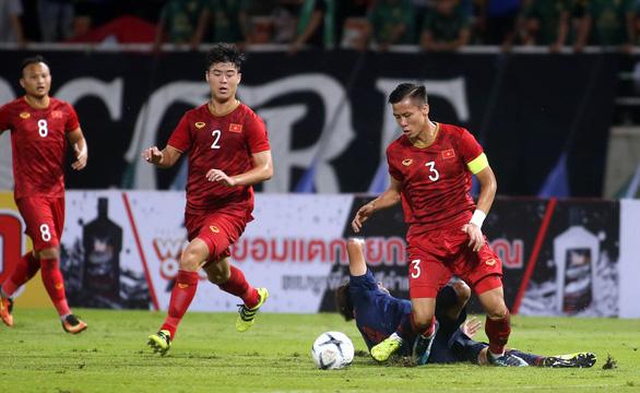 'Nói VFF không quan tâm chấn thương của Quế Ngọc Hải, Nguyễn Trọng Đại là không chính xác' - Ảnh 1.