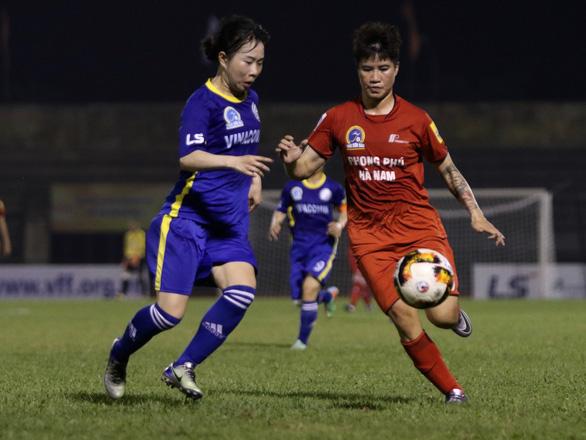 Sơn La giành chiến thắng lịch sử ở Giải bóng đá nữ VĐQG 2019 - Ảnh 2.