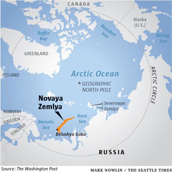 Nga triển khai tên lửa S-400 tới Bắc Cực - Ảnh 2.