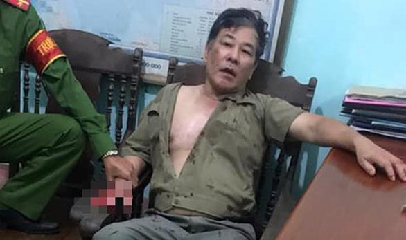 Bắt người anh trai truy sát cả nhà em gái ở Thái Nguyên vì nợ 3 tỉ - Ảnh 1.