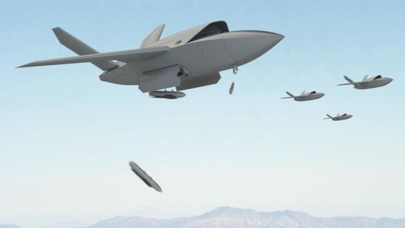 Chiến thuật ruồi bu với Drone đã xuất hiện ở Saudi Arabia? - Ảnh 4.