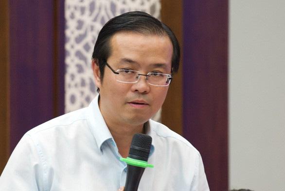 TP.HCM trao quyết định cho 5 thành ủy viên - Ảnh 3.
