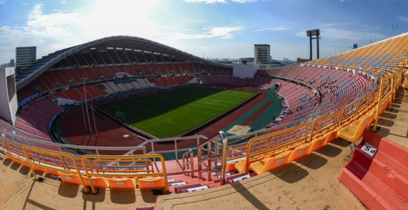 Sợ mất quyền đăng cai VCK U23 châu Á, Thái Lan đề xuất thay sân vận động - Ảnh 1.