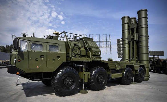 Nga triển khai tên lửa S-400 tới Bắc Cực - Ảnh 1.