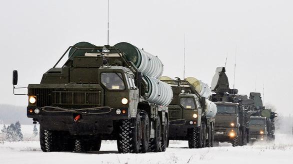 Phớt lờ Mỹ, Thổ Nhĩ Kỳ tiếp tục mua tên lửa S-400 của Nga - Ảnh 1.