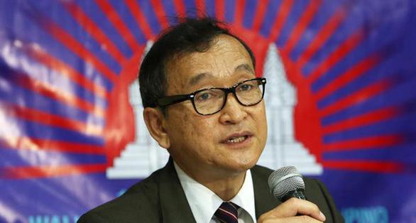 Chính trị gia lưu vong gây phẫn nộ vì nói Quốc vương Campuchia là con rối của Hun Sen - Ảnh 1.