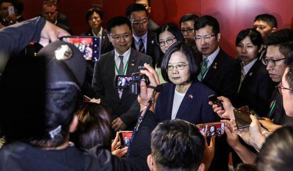 Đảo quốc Solomon cắt đứt quan hệ với Đài Loan, thiết lập quan hệ với Trung Quốc - Ảnh 1.