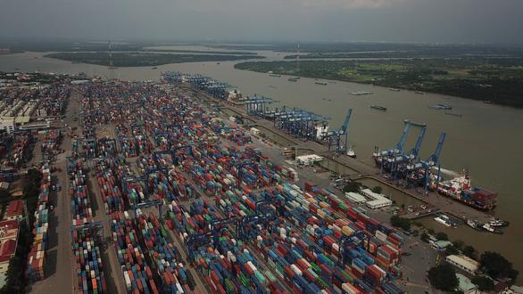 TP.HCM muốn trở thành trung tâm đầu mối dịch vụ logistics - Ảnh 1.