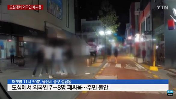 8 người Việt đánh nhau ở Hàn Quốc trong ngày lễ Chuseok - Ảnh 2.