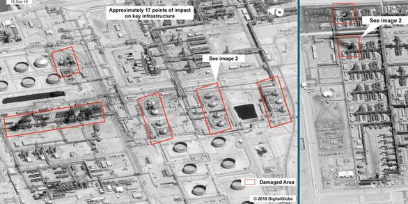 Liên minh Ả Rập: Iran đã cho tấn công nhà máy lọc dầu Saudi Arabia - Ảnh 2.