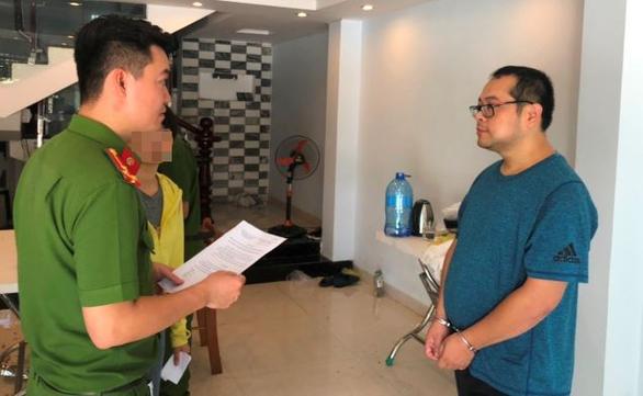 Đà Nẵng bắt nhóm người Trung Quốc thuê trẻ em đóng phim người lớn - Ảnh 2.
