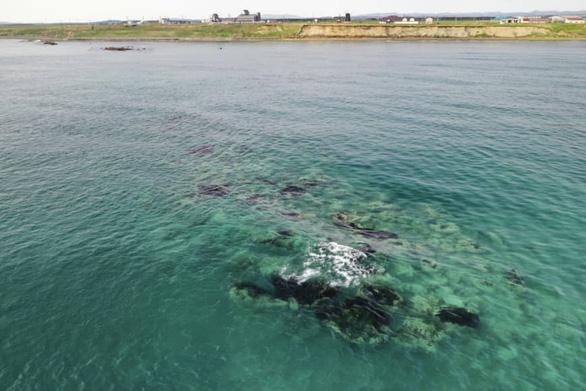 Lo ngại các hòn đảo biến mất, Nhật Bản xây dựng cơ sở dữ liệu theo dõi - Ảnh 1.