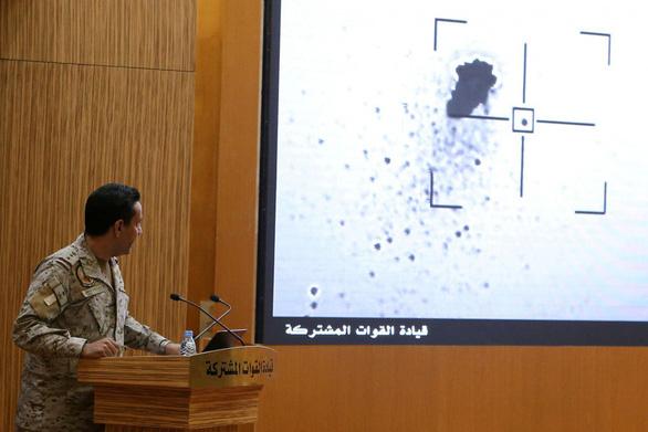 Liên minh Ả Rập: Iran đã cho tấn công nhà máy lọc dầu Saudi Arabia - Ảnh 1.