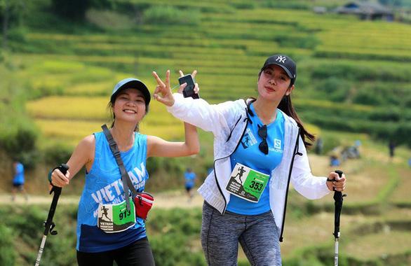 4.000 VĐV tham dự giải chạy địa hình lớn nhất Việt Nam tại Sa Pa - Ảnh 1.