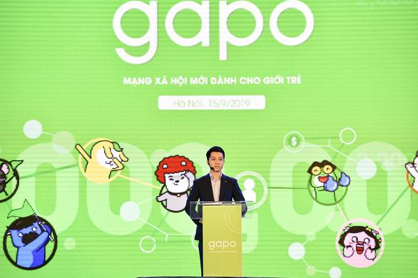 Mạng xã hội Gapo cán mốc 2 triệu người dùng - Ảnh 1.