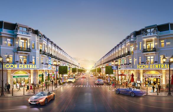 Đón đầu thị trường shophouse tiềm năng ở Dĩ An - Ảnh 1.