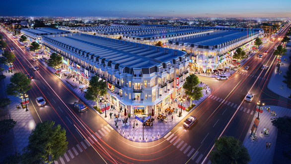 Đón đầu thị trường shophouse tiềm năng ở Dĩ An - Ảnh 2.