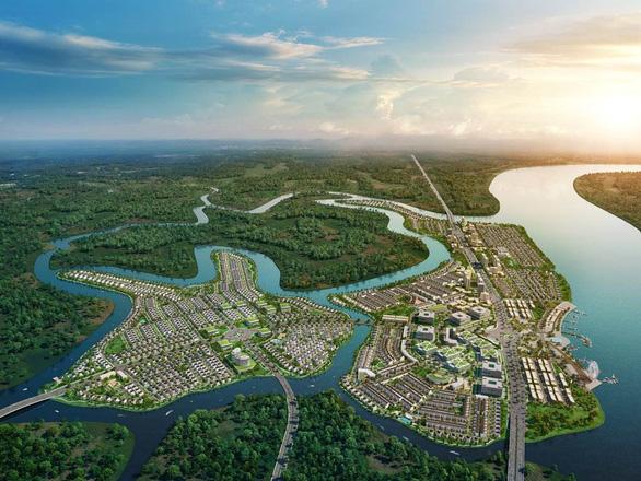 Nhà đầu tư phía Bắc chọn BĐS đô thị vệ tinh TP.HCM - Ảnh 3.