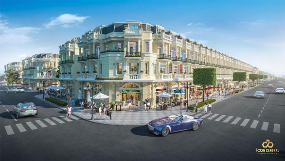 Đón đầu thị trường shophouse tiềm năng ở Dĩ An - Ảnh 3.