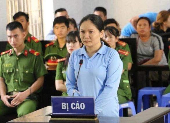 Tuyên tử hình nữ bị cáo 39 tuổi mang 22 bánh heroin về Việt Nam - Ảnh 1.