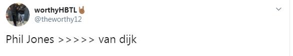 Mới phạm một sai lầm, nhiều CĐV đã nói 'Van Dijk giống Phil Jones' - Ảnh 2.