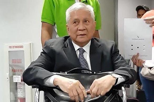 Cựu ngoại trưởng Philippines muốn đưa phán quyết Biển Đông ra Liên Hiệp Quốc - Ảnh 1.