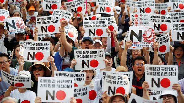 Hàn Quốc quyết ăn thua đủ với Nhật Bản về thương mại - Ảnh 2.