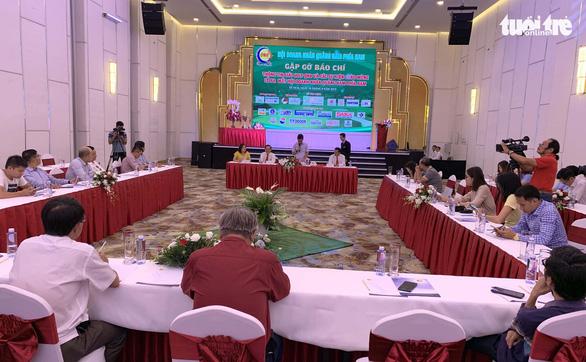 Tổng giải thưởng 5,9 tỉ đồng cho Giải golf Hội Doanh nhân Quảng Nam phía Nam - Ảnh 1.